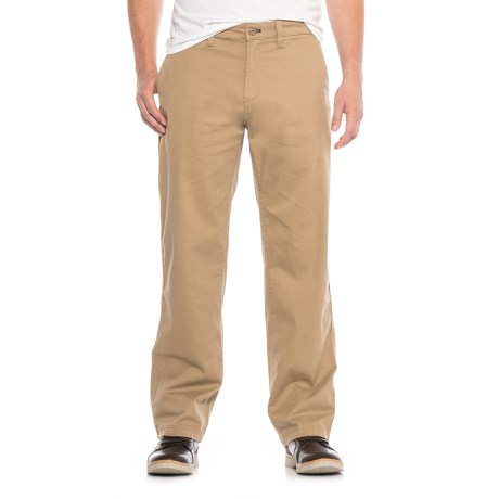 Specially made Stretch Twill Utility Chino Pants (For Men)