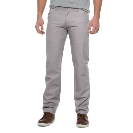 Specially made Solid Twill Pants (For Men)
