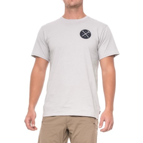 Mountain Hardwear Mountain Mechanic Crest T-Shirt - Short Sleeve (For Men)