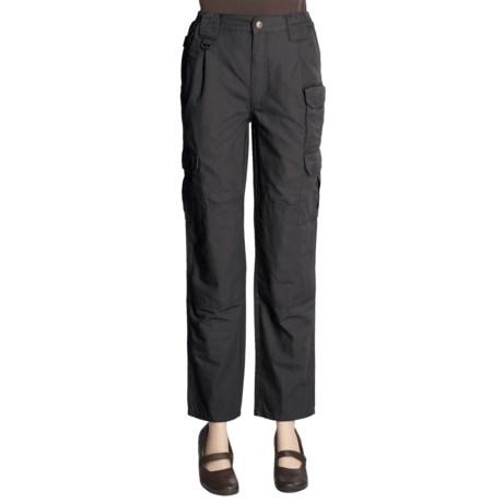 5.11 Tactical Pants - Cotton Canvas (For Women)