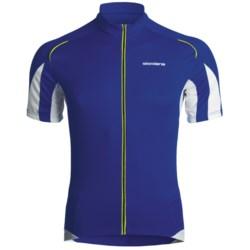 Giordana Tenax Cycling Jersey - Full-Zip, Short Sleeve (For Men)