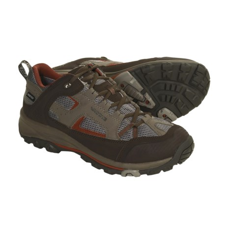 Vasque Breeze Low VST Gore-Tex® Trail Shoes - Waterproof (For Men)