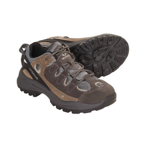 Vasque Mantra Suede Low Trail Shoes (For Kids and Youth)