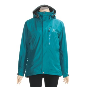 Haglofs Topo Gore-Tex® Jacket - Waterproof (For Women)