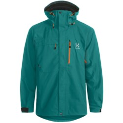 Haglofs Crag Gore-Tex® Jacket - Waterproof (For Men)