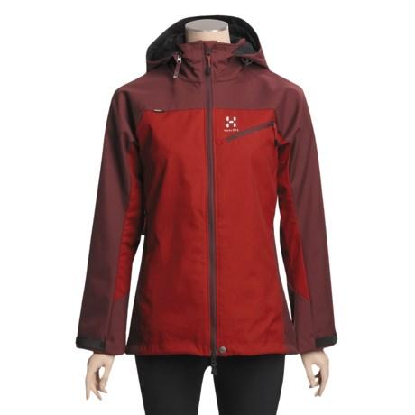 Haglofs Talus Windstopper® Jacket - Soft Shell (For Women)