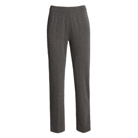 Two Star Dog Ankle Zip Pants - Ponte Knit (For Women)