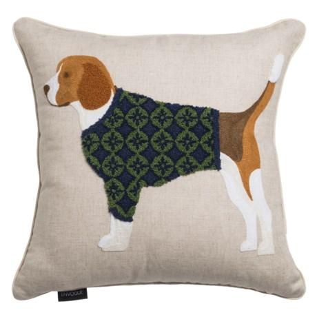 """EnVogue Sasha Sweater Throw Pillow - 18x18"""""""