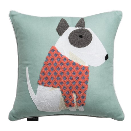 EnVogue Bandit Throw Pillow - 18x18""