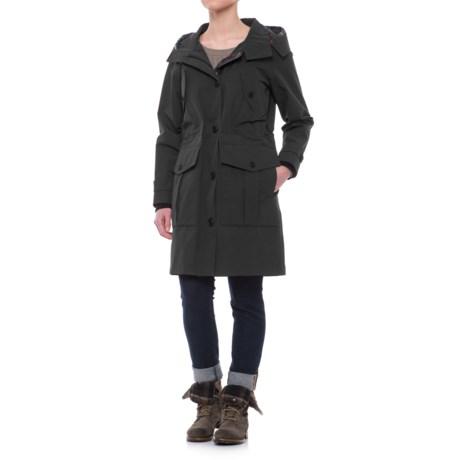 Pendleton Spokane Long Rain Jacket - Waterproof (For Women)