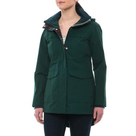 Pendleton Carmel Rain Jacket - Waterproof (For Women)