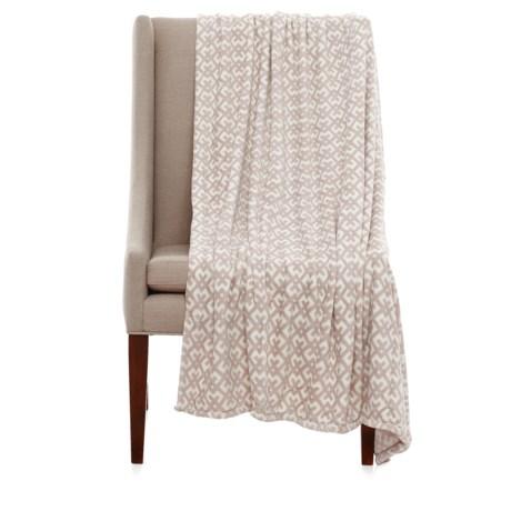 "Prose Matte Print Fleece Throw Blanket - 50x70"""