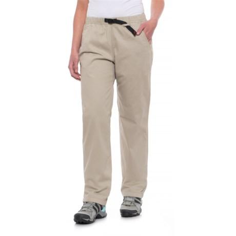 Gramicci Original G Dourada Pants - Organic Cotton (For Women)