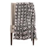 "Montauk Printed Berber Fleece Throw Blanket - 50x60"""
