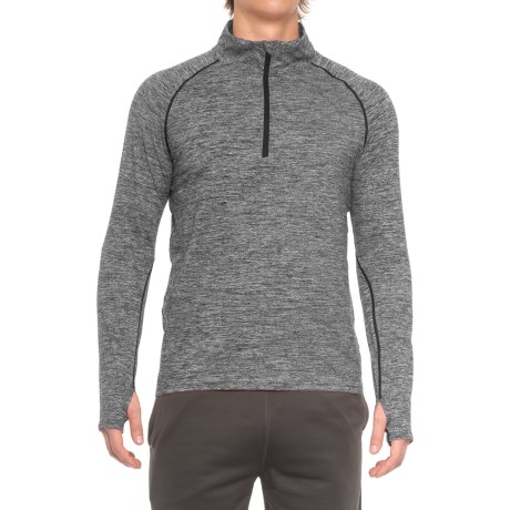 361 Degrees Quik Thermal Lux Shirt - Zip Neck, Long Sleeve (For Men)