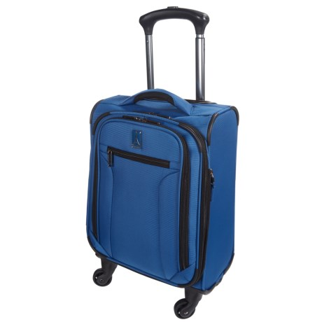 """Travelpro 17"""" Toplite Elite Compact Carry-On Spinner Suitcase - Expandable"""
