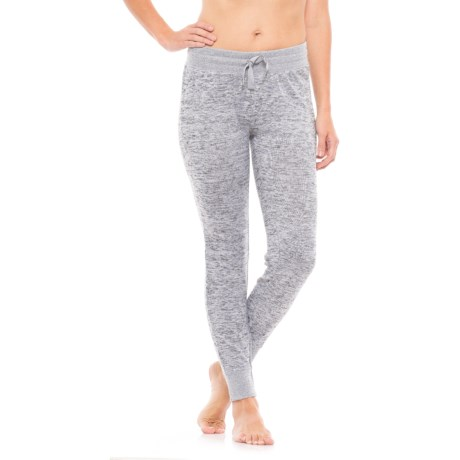 Yogalicious 90 Degree by Reflex Brushed Hacci Joggers (For Women)