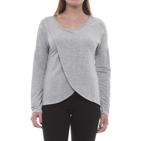 Yogalicious Tulip-Hem Shirt - Long Sleeve (For Women)