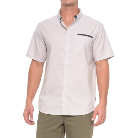 Mountain Hardwear Denton Shirt - UPF 30, Short Sleeve (For Men)