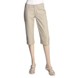 prAna Chino Knicker Shorts - Organic Cotton (For Women)