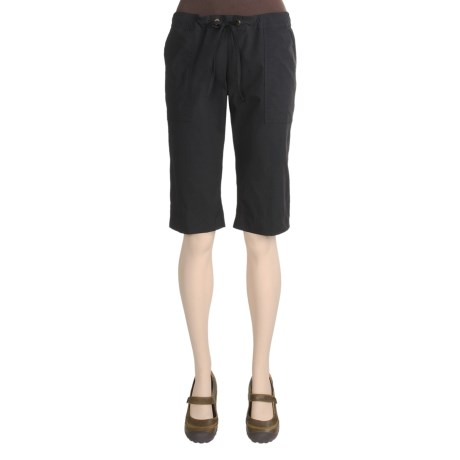 prAna Bliss Knicker Capri Pants - Stretch, UPF 40+ (For Women)
