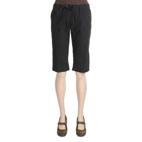 prAna Bliss Knicker Capri Pants - Stretch, UPF 40+ (For Women)