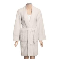 Calispia Chenille Robe - Birdseye Stitch (For Women)