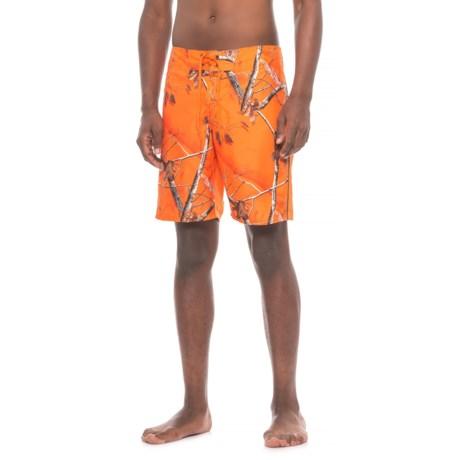 Realtree Contrast Boardshorts (For Men)