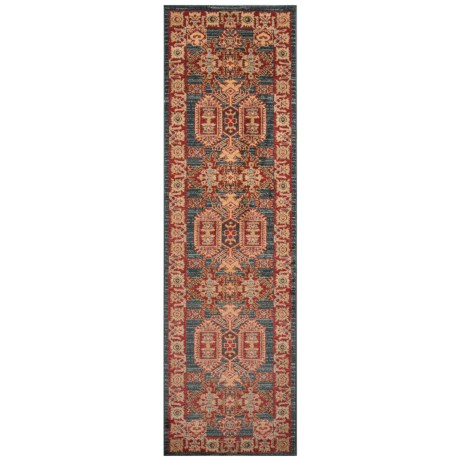 "Momeni Ghazni Collection Floor Runner - 2'3""x7'6"""