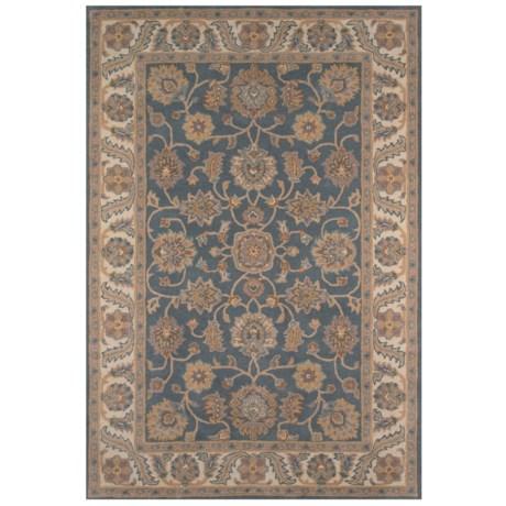"Momeni Tudor Collection Wool Area Rug - 5'x7'6"""