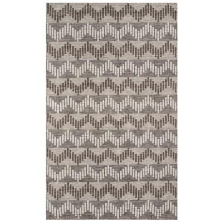 Momeni Wool Area Rug - 4x6', Reversible