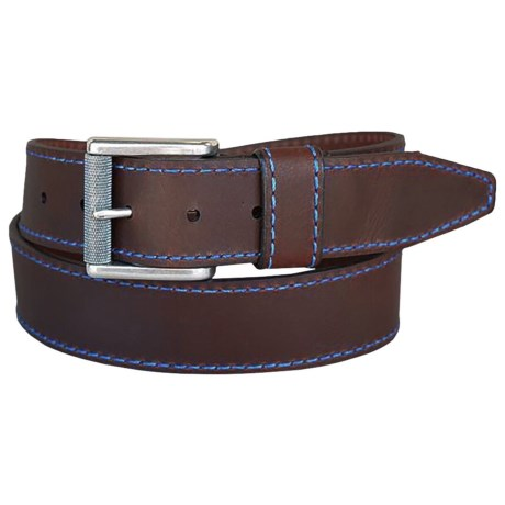 Lejon Tailwater Harness Belt - Oil-Tanned Leather (For Men)