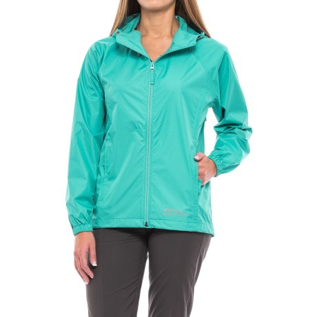 Red Ledge Stowlite Rain Jacket - Waterproof (For Women)