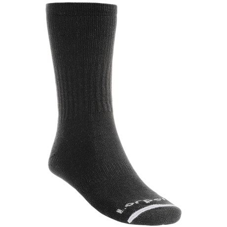 Lorpen Chillax Socks - Modal, Crew (For Men)