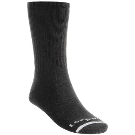 Lorpen Chillax Socks - Modal, Crew (For Men)