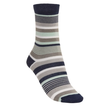 Lorpen Leah Socks - Crew (For Women)
