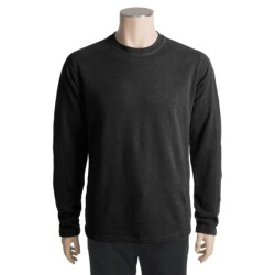 Gramicci Ranger Crew Shirt - Hemp-Organic Cotton, Long Sleeve (For Men)