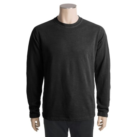Gramicci Ranger Crew Shirt - Hemp-Organic Cotton, Long Sleeve (For Men)