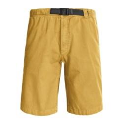 Gramicci Rockin' Sport Shorts - Cotton, Flat Front (For Men)