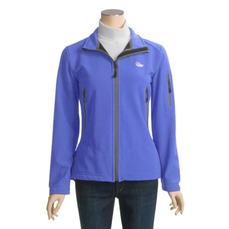 Lowe Alpine Titan Soft Shell Jacket - Polartec® Power Shield® (For Women)