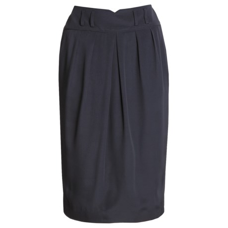 Magaschoni Collection Silk Skirt (For Women)