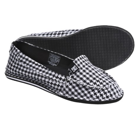 DC Shoes Villainess D Shoes - Slip-Ons (For Women)