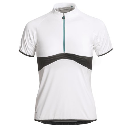 Hincapie George Signature Cycling Jersey - Short Sleeve (For Women)