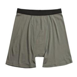 Wickers Wool Blend Boxer Briefs - Underwear (For Men)