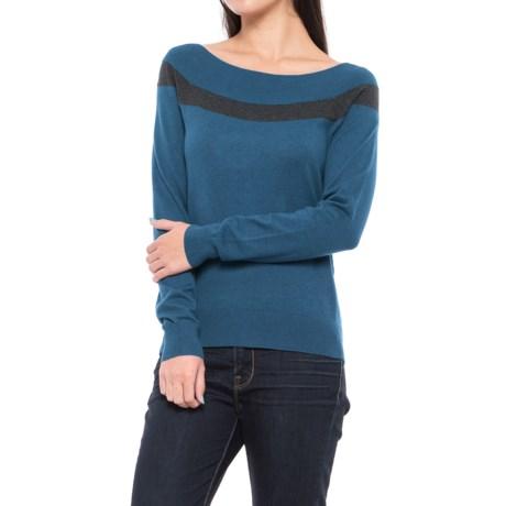 Lole Moss Sweater - Boat Neck (For Women)