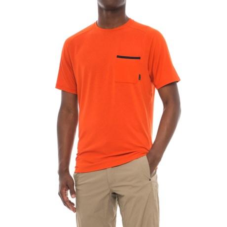 Mountain Hardwear Coolhiker AC T-Shirt - UPF 50, Short Sleeve (For Men)