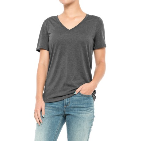 Lole T-Shirt - V-Neck, Short Sleeve (For Women)