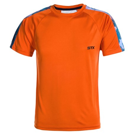 STX High-Performance T-Shirt - Short Sleeve (For Little Boys)