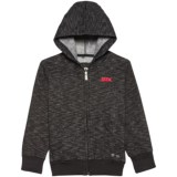 STX Solid Embroidered Zip-Up Jacket (For Big Boys)