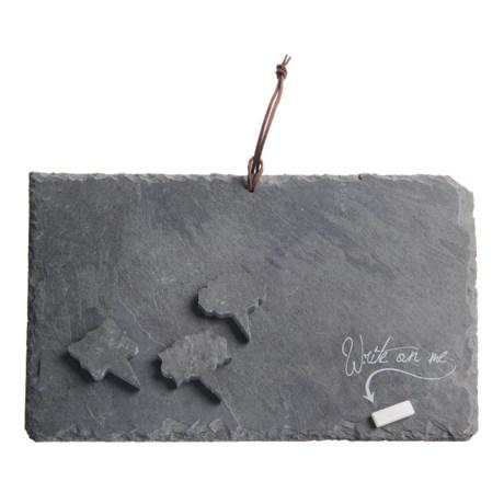 Sparq Home Home Slate Cheese Board Set